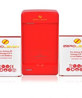 2xSamSIII2300mAhSlim-Battery-Battery-Charger