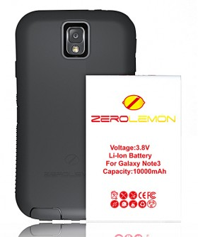 Note-3-10000mAh-Extended-Battery-ZeroShockBlackBlack-Case-Screen