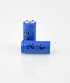 ICR10220-3.7-130mAh