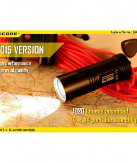 Nitecore EA41 2015Version