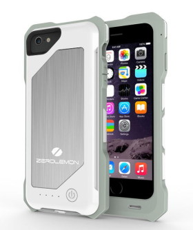 Калъф ZeroLemon за iPhone 6 R 3500,бял