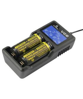Xtar VC2 зарядно устройство-2