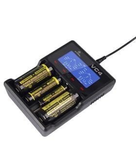 Xtar VC4 зарядно устройство-2