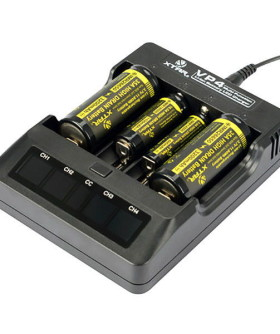 Xtar VP4 зарядно устройство